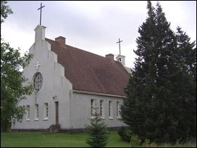 Luhalahden kirkko
