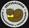 Seitsemisen kansallispuiston logo.