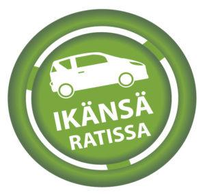 Ikänsä ratissa logo