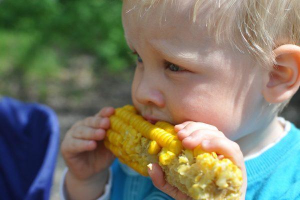 Syöminen - lapset ja nuoret